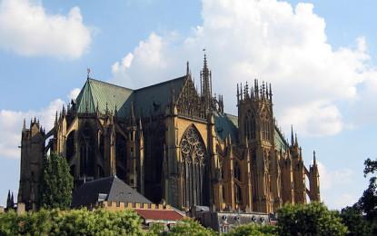 Metz : les atouts d'une ville charnière