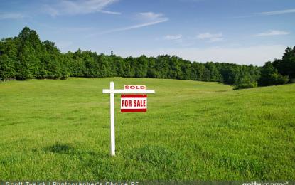 Comment choisir un terrain constructible ?