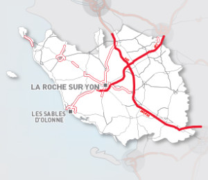 map-vendee