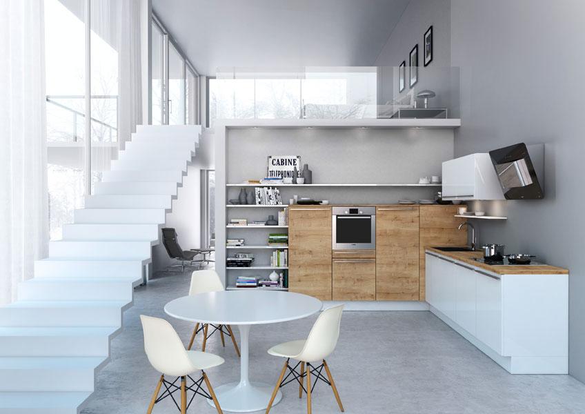 immobilier guide petite cuisine gros plan sur les indispensables immobilier guide. Black Bedroom Furniture Sets. Home Design Ideas