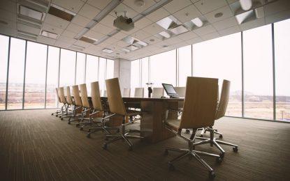 5 raisons de louer une salle de réunion