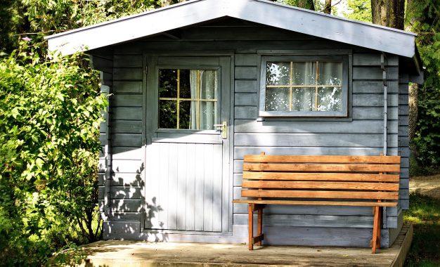 Les avantages d'un abri de jardin
